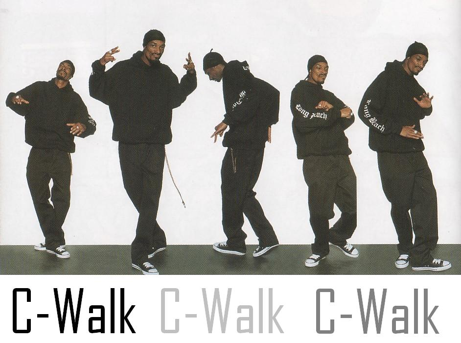 Cwalk it is not a dance Snoop Dogg Crip Walk Gif